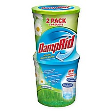 image of DampRid™ 2-Pack Refillable Moisture Absorber in Fresh Scent