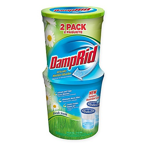 DampRid Hanging Moisture Absorber, Fresh Scent at Walgreens. Get free shipping at $35 and view promotions and reviews for DampRid Hanging Moisture Absorber, Fresh Scent/5(7).