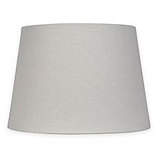 Mix Match Small 10 Inch Sparkle Lamp Shade In White