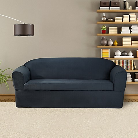 Furnitureskins Bayview 2 Piece Wrap Style Sofa Slipcover