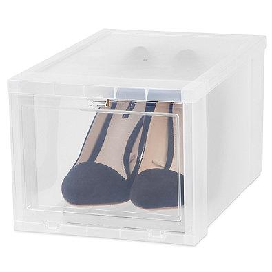 home dorm storage organizer drop front door plastic shoe. Black Bedroom Furniture Sets. Home Design Ideas
