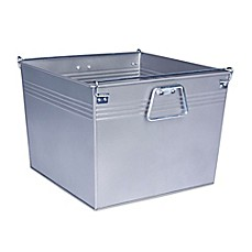 hanging file box. Household Essentials® Metal File Box Hanging E