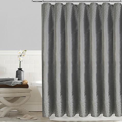 Twilight Shower Curtain In Grey Bed Bath Amp Beyond