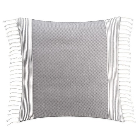 Cupcakes And Cashmere Moroccan Geo European Pillow Sham In