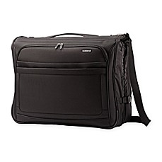 image of American Tourister® iLite Max UltraValet Garment Bag in Black