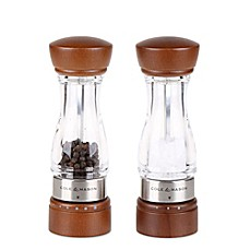 image of Cole & Mason Keswick Salt and Pepper Mill Gift Set