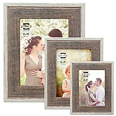 image of prinz bryce wood picture frame in natural