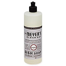 image of Mrs. Meyer's® Clean Day Aromatherapeutic Lavender 16 oz. Liquid Dish Soap