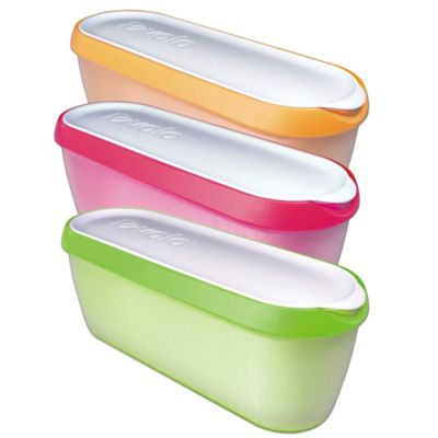 ice cream storage containers Bed Bath Beyond