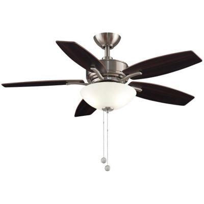 Aire Deluxe Ceiling Fan With Light Kit
