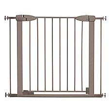 image of Dreambaby® Boston Auto-Close Security Gate in Taupe