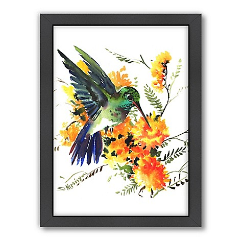 Americanflat Original Suren Nersisyan Collection Hummingbird 6 Wall ...