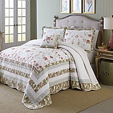 image of Mary Jane's Home Wild Rose Bedspread