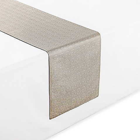 Buy waterford essentials tory 108 inch table runner in for 108 inch table runners