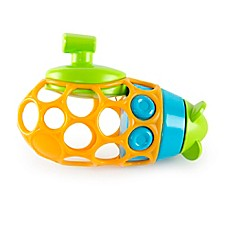 image of Kids II® Oball™ Tubmarine™ Bath Toy in Yellow