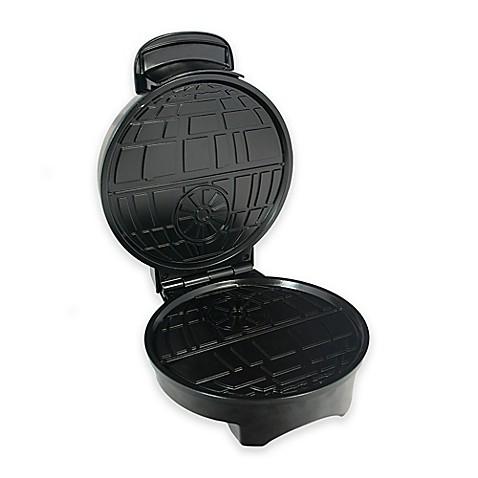 image of star wars death star waffle maker