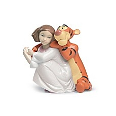 image of Nao® Hugs With Tigger Figurine
