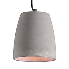 image of Zuo® Fortune Ceiling Lamp in Grey