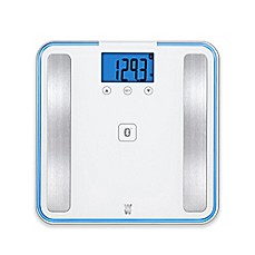 Bathroom Scales Digital Analog Body Scales Bed Bath Beyond - Digital vs analog bathroom scale