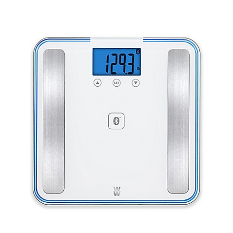 Weight Watchers® by Conair™ Body Analysis Bluetooth® Digital Bathroom Scale