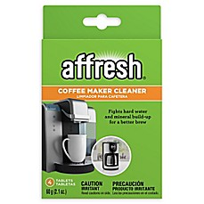 image of Affresh® 4-Pack Coffee Maker Cleaner