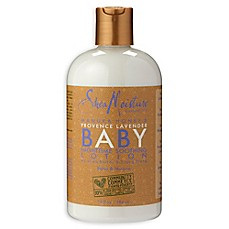image of SheaMoisture 13 oz. Manuka Honey & Lavender Baby Nighttime Soothing Lotion