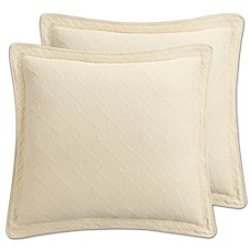 image of Williamsburg Richmond European Pillow Sham