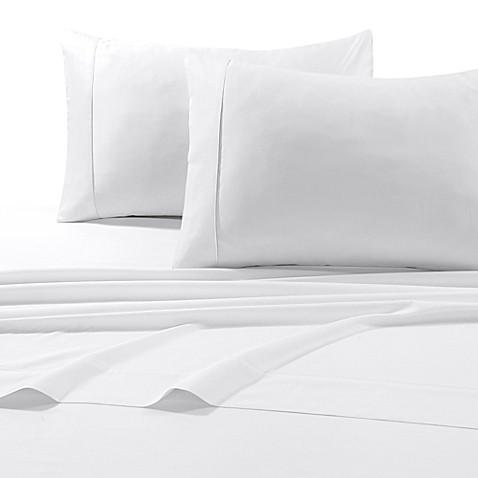 Tribeca Living 600 Thread Count Cotton Deep Pocket Sheet Set Bed