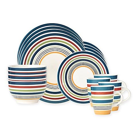 Pfaltzgraffu0026reg; Morocco 16-Piece Dinnerware Set  sc 1 st  Bed Bath u0026 Beyond & Pfaltzgraff® Morocco 16-Piece Dinnerware Set - Bed Bath u0026 Beyond