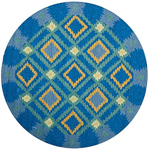 Buy Safavieh Four Seasons Southwest 6 Foot Round Indoor