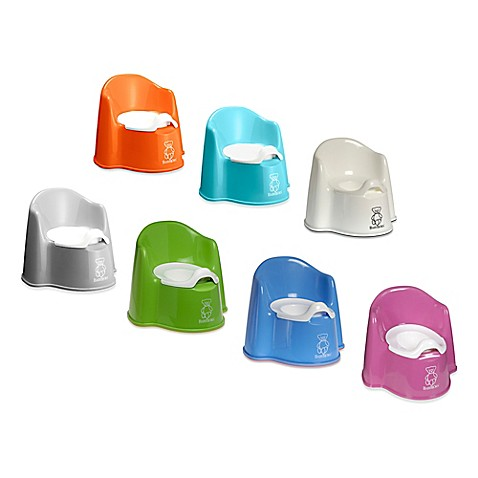 BABYBJORN® Potty Chair  sc 1 st  Bed Bath u0026 Beyond & Potty Training - Potty Seat Step Stool Books u0026 more | Bed Bath ...