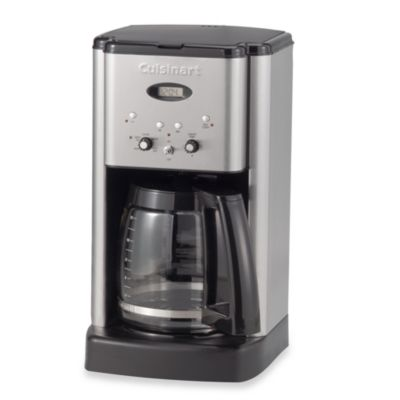 Cuisinart Coffee Maker How Much Coffee To Use : How To Use The Self Clean On My Cuisinart Coffee Maker ...