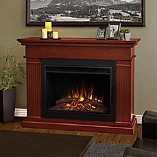 image of Real Flame® Kennedy 55-Inch Freestanding Electric Fireplace