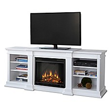 image of Real Flame® Fresno Electric Fireplace and Media Center