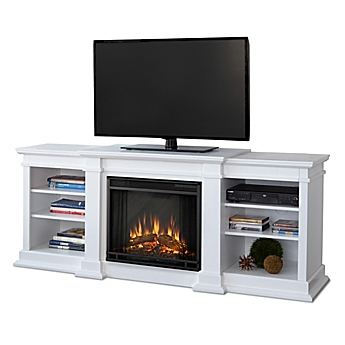 Merveilleux Image Of Real Flame® Fresno Electric Fireplace And Media Center