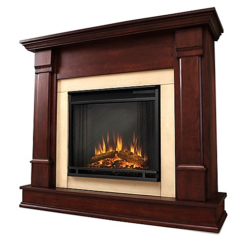 Real Flame Silverton Electric Fireplace Bed Bath Beyond