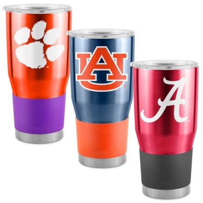 image of Collegiate Boelter 30 oz. Stainless Steel Insulated Ultra Tumbler