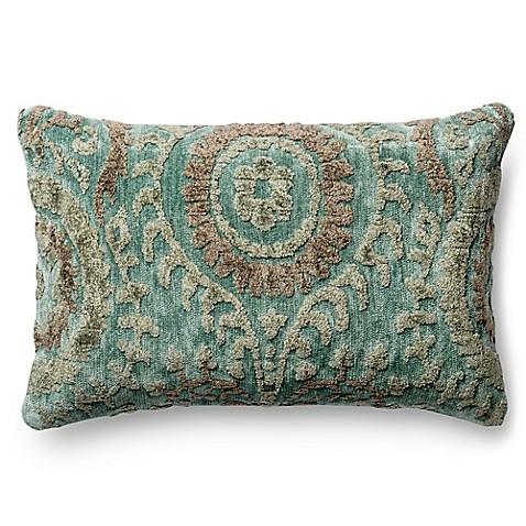 Loloi Rich Viscose Oblong Throw Pillow Bed Bath Amp Beyond