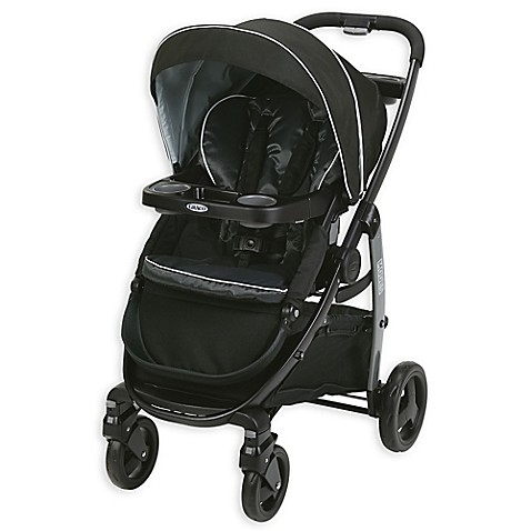 Graco® Modes™ Click Connect™ Stroller in Gotham™ - buybuy BABY