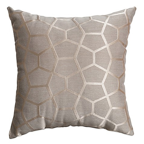 Madison Square 18-Inch Decorative Pillows : Tencel 18-Inch Square Throw Pillow - Bed Bath & Beyond