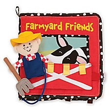 image of Manhattan Toy Farmyard Friends Book