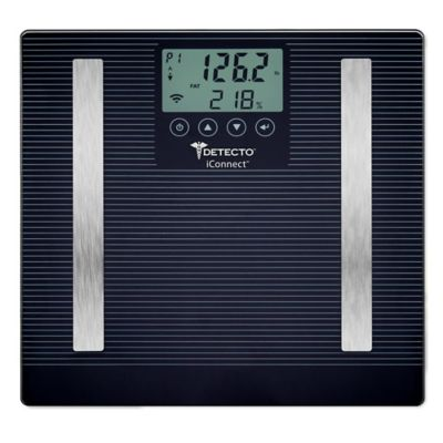 Ordinaire Detecto IConnect Smart LCD 8 In 1 Digital Scale