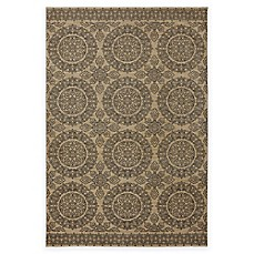 image of Karastan Pacifica Leawood Rug in Tan