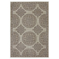image of Karastan Pacifica Olympia Area Rug in Beige