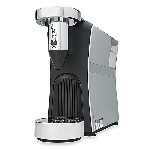 bialetti diva single serve espresso machines bed bath. Black Bedroom Furniture Sets. Home Design Ideas