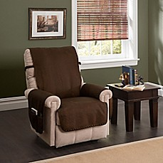 Faux Leather Recliner And Wingback Chair Protector