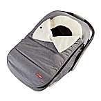 image of Skip*Hop® Stroll & Go Car Seat Cover in Heather Grey