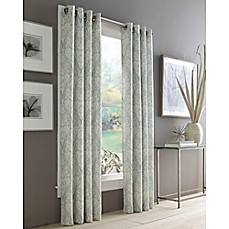 image of J. Queen New York™ Roosevelt Grommet Top Window Curtain Panel