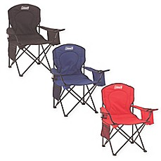 image of Coleman Oversized Quad Chair with Cooler