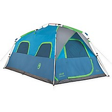 image of Coleman® Signal Mountain™ 8-Person Instant Camping Tent
